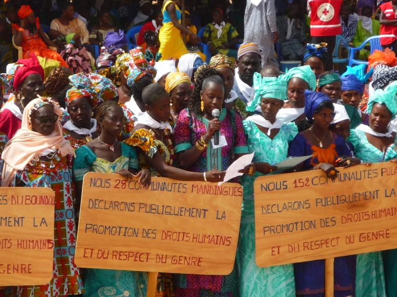 Press Advisory – Growing Human Rights Momentum in West Africa