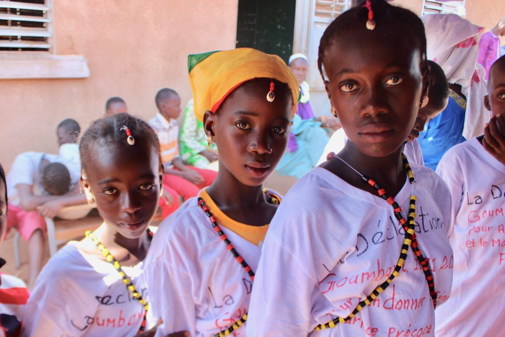 Declaration are an important step towards assuring the wellbeing and health of girls and women