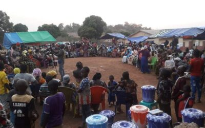 Public Declaration of Abandonment of Female Genital Mutilation and Child Marriage in Guinea