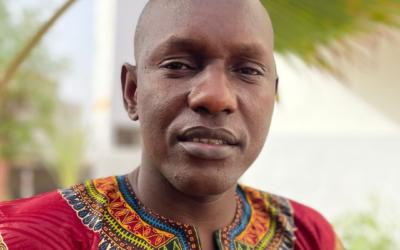 #Tostan30: Seydou Yatassaye, a local leader enjoying Tostan's Seminar