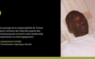 Mamoudou Touré, portrait #1