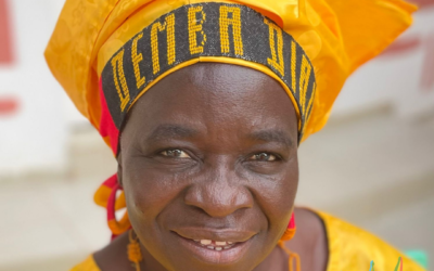 #Tostan30: Marième Bamba and the changes she's experienced