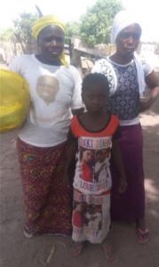 La famille de Demba Sané à Kolda