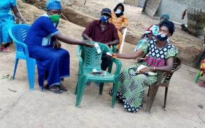 Update Nationale COVID19 en Guinée Bissau
