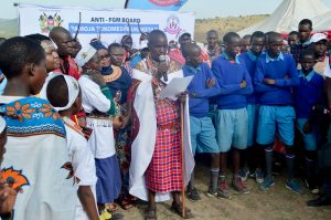 Kenya declaration Tostan 2019 Amos Leuka