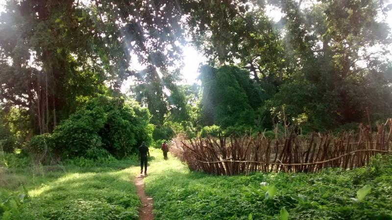 Working Towards Collective Well-Being: A 13-Year Journey with the Community of Maradou